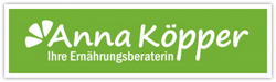 Anna Köpper – Persönliche Ernährungsberatung und -therapie in Oldenburg Logo